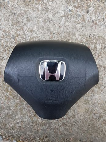 Подушка безопасности Airbag руля Honda Accord 7 2004г