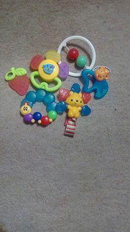 6 игрушек для малышей