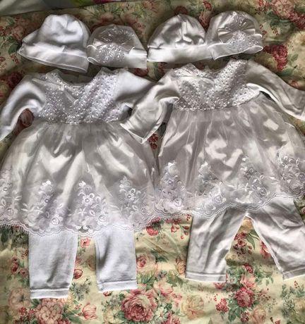 Плаття на хрестини,костюм для хрещення,платья на крещение