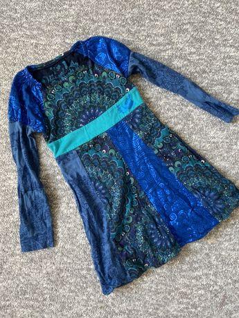 Sukienka Desigual 5 lay