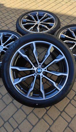 Диски с резиной R20 BMW X4 X3 X5 Bridgestone 245/45/20   275/40/20