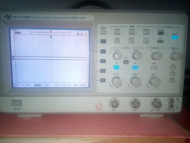 Осциллограф цифровой SEA C8-62M/2