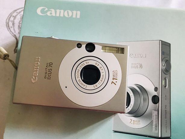 Aparat Canon DIgital Ixus 70
