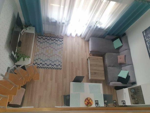 Mieszkanie 54m2 z antresolą os. Przytorze