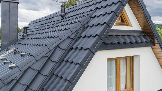 Dachy, rynny, pokrycia dachowe. Wyceny, doradztwo, kompleksowa obsługa