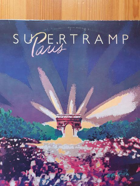 Supertramp- Paris + inne plyty grupy 9 Lp.
