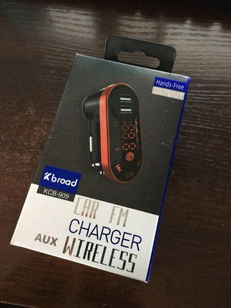 Transmiter fm bluetooth USB MP3 SD