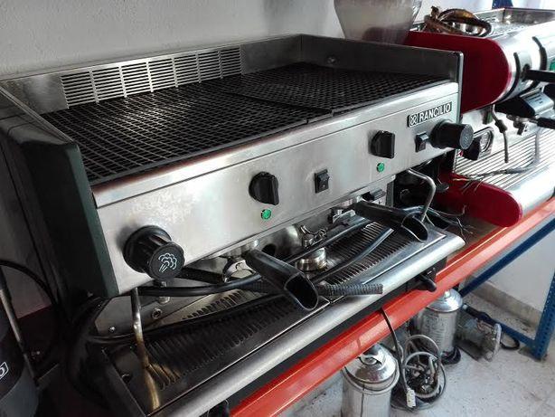 Máquina de café 2 grupos Rancilio