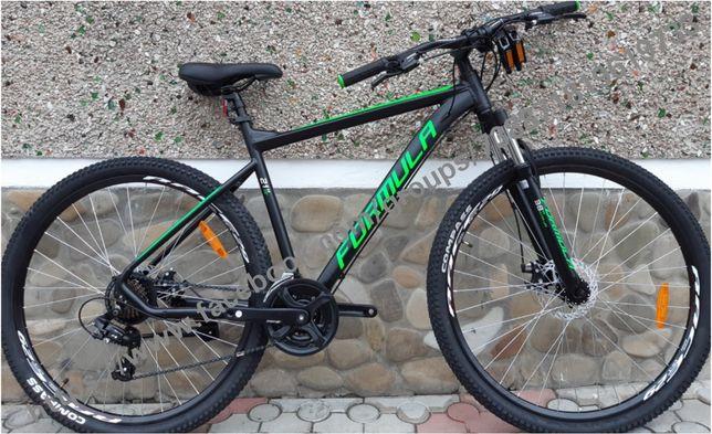 Велосипед 29 FORMULA F-1 AM DD алюмінієвий рама 21 ВНУТР.ПРОВОД.ТРОСІВ