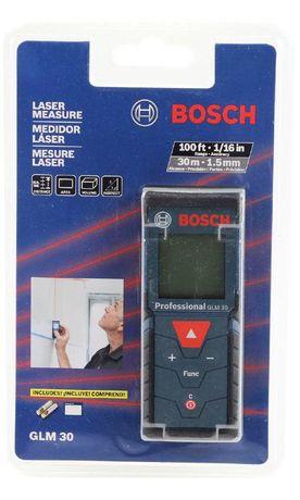 Лазерная рулетка дальномер Bosch GLM 30  Professional