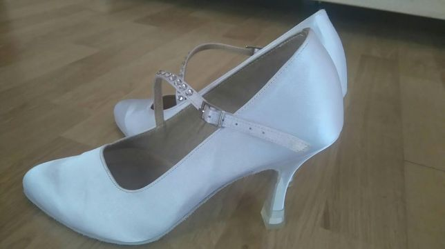 Buty ślubne, taneczne