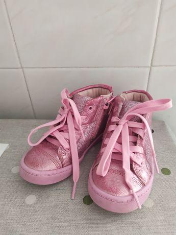 Хайтопы Clark's,  17,5 см кроссовки, ботинки geox, pablosky