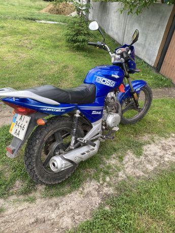 Продам мотоцикол soull boss 200cc