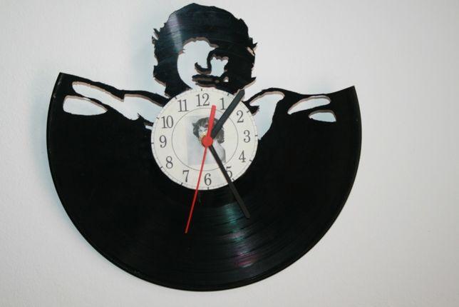 Relógio de Parede em Vinil - Jim Morrison