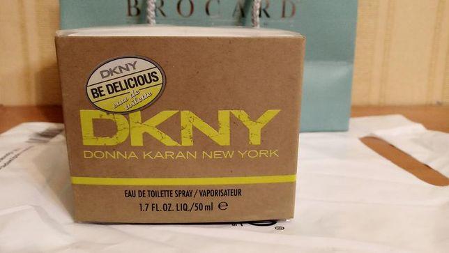 Туалетная вода от DKNY green apple оригинал