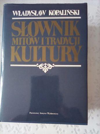 Słownik mitów i tradycji kultury Władysława Kopalinskego