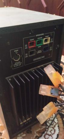 Домашній кінотеатр Yamaha s80