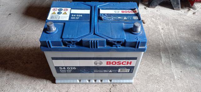Акумулятор Bosch Аккумулятор 70Ah JR+ Азия