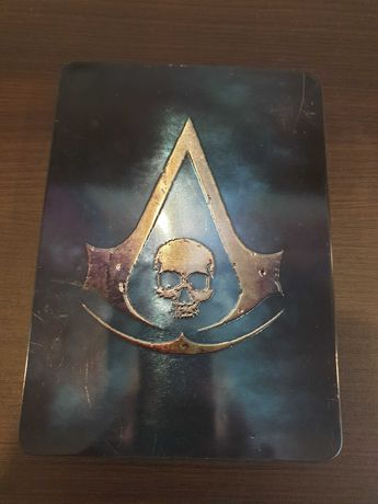 Assassin's creed black flag skulls edition dla kolekcjonera Xbox one