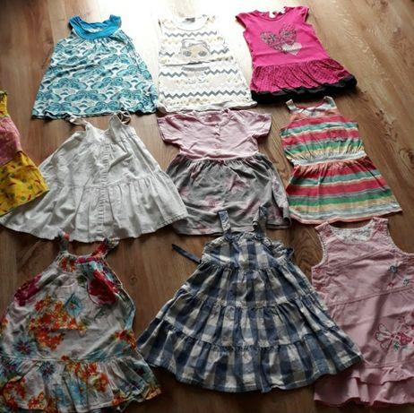 Letnie sukienki roz 92