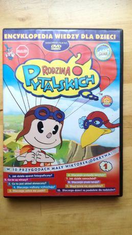 Rodzina Pytalskich płyta film DVD