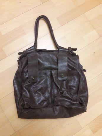 Alfredo Picchi кожаная сумка большого размера