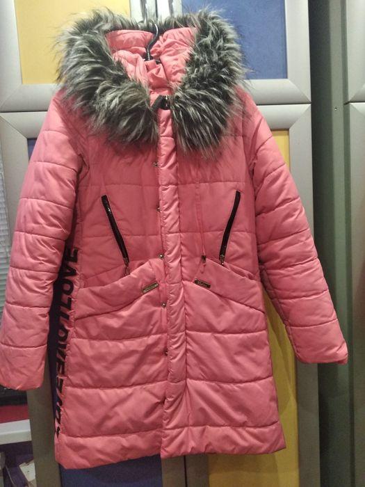 Зимняя куртка-парка Запорожье - изображение 1