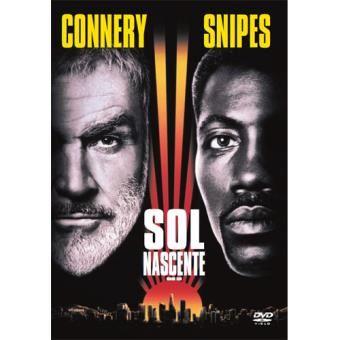Dvd NOVO Sol Nascente Filme SELADO Sean Connery Snipes Entrega IMEDIAT