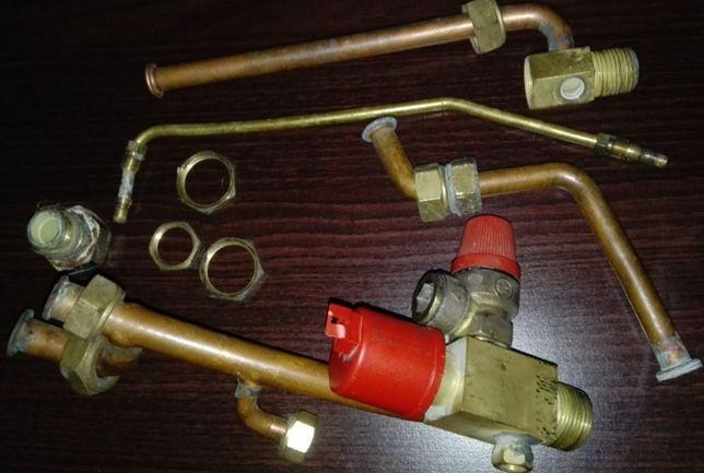 Elementy pieca gazowego Minimax TERMET