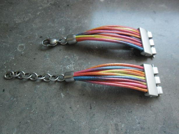 Bracelete arco iris p/relógio Swatch irony(NOVA)