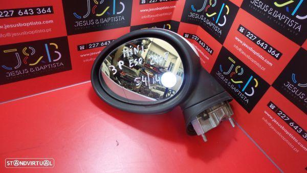 Espelho Retrovisor Esq Electrico Mini Mini (R56)