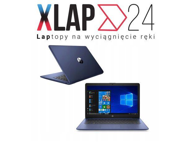 Nowy Laptop Do Nauki Zdalnej HP Stream 14 4GB RAM 32GB SSD W10 KAMERA
