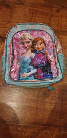 Plecak Frozen z brokarem