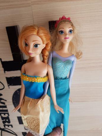 Lalka Disney Lalki Anna , Elsa , Elza Oryginalne Kraina Lodu Forzen !