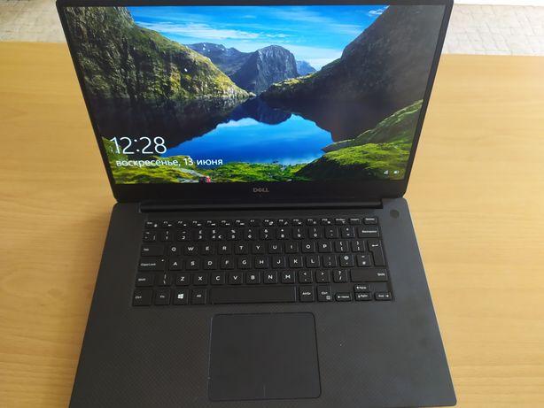 Ноутбук Dell XPS 9570, i7 8750H 2.2 Ghz, GeForce GTX 1050Ti, 16 GB