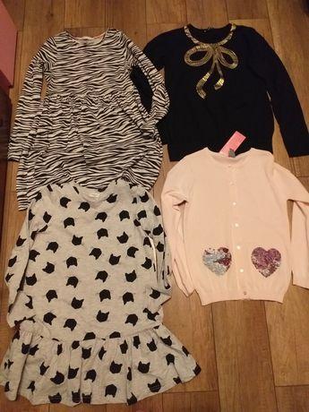 Ubrania dla dziewczyny 134-146