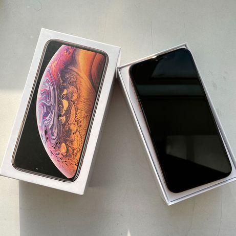 Отличный iPhone X'S Neverlock gold 64gb