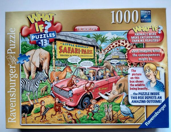Puzzle Ravensburger 1000