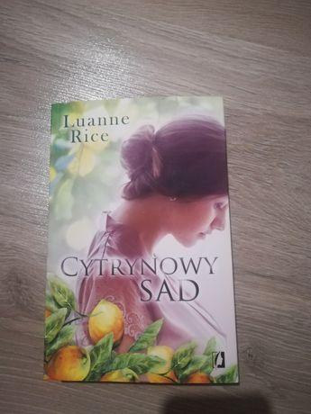 Cytrynowy sad - Luanne Rice