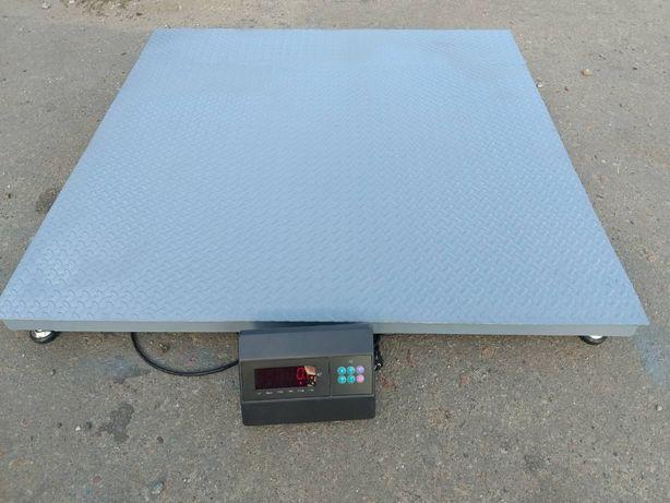 Ваги платформені від 600кг до 3т, ваги платформні, ваги платформенні