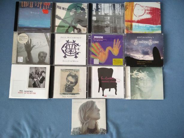 Płyty CD, DVD - Paul McCartney, Lennon, Beatles, polskie i zagraniczne