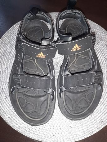 Sandałki ADIDAS czarne