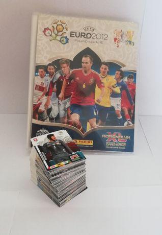 Karty Panini Euro 2012