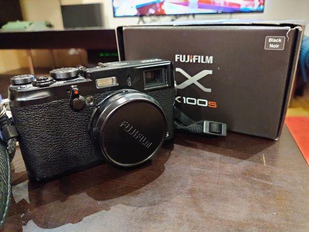 Fujifilm x100s como nova