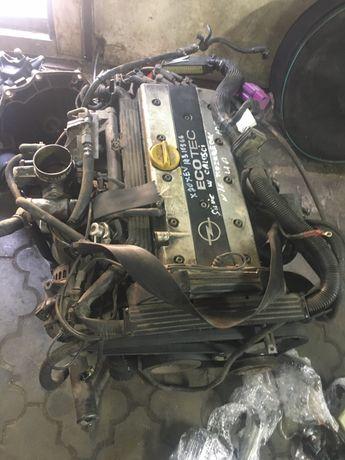 Двигатель Опель Омега Б 2.0 х20хеv