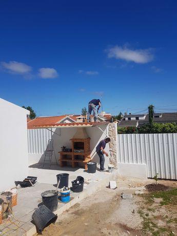 Remodelações - pintura - serviços retro - manutenção