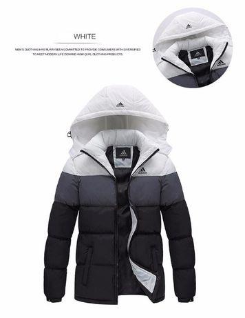 Мужская куртка Adidas 2XL (Осень - зима)