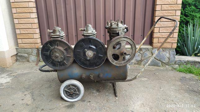 Продам головки компрессора ГАЗ 66