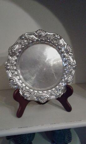 Bilheteira em prata D. João V