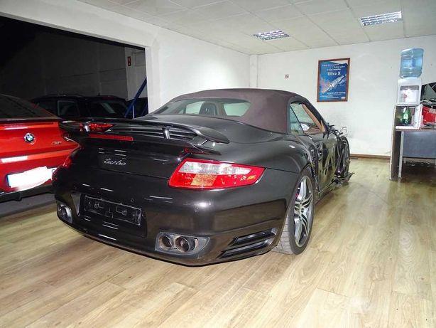 Porsche 997 Turbo  2008 Nacional , Acidentado 37500€ Não negociável